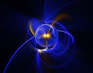 boson de higgs logotipo de mabel